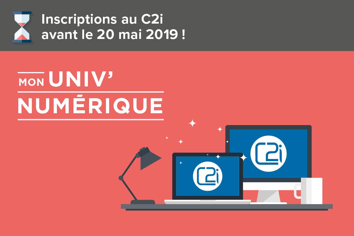 Validez vos compétences bureautiques et informatiques avec le C2i !