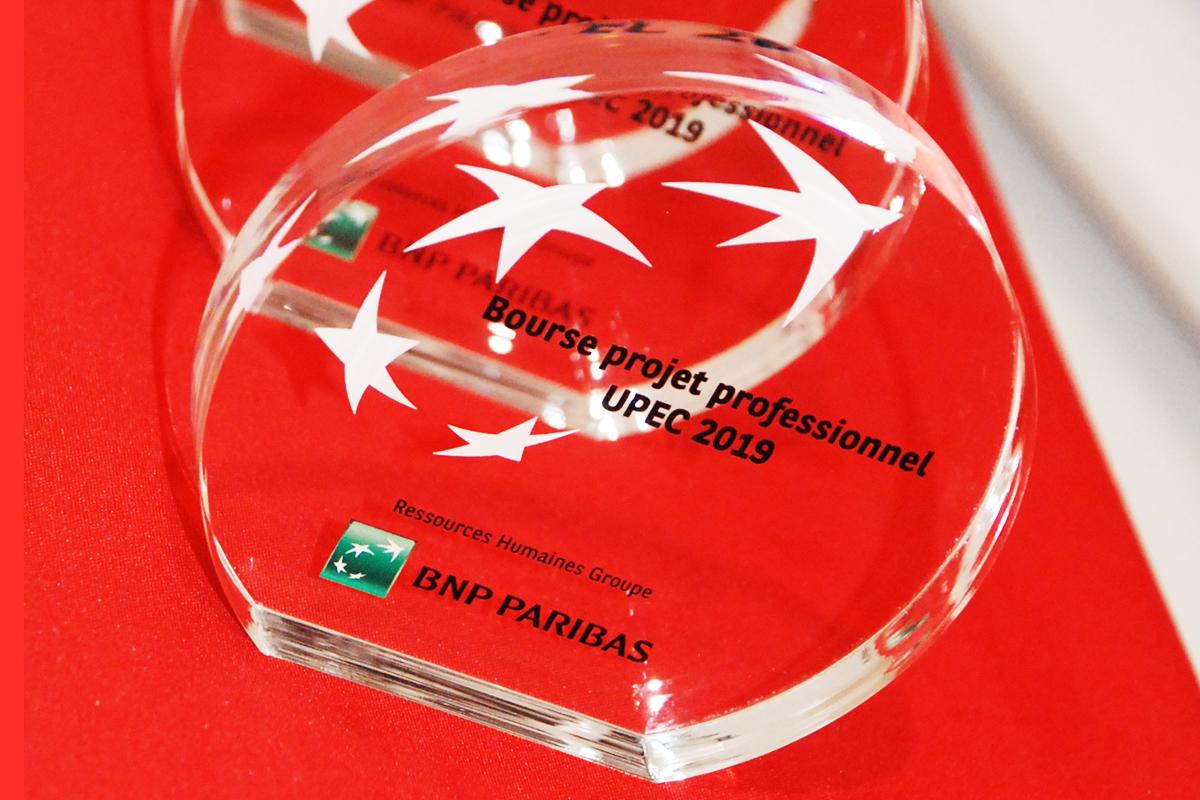 Bourses UPEC et BNP Paribas 2019