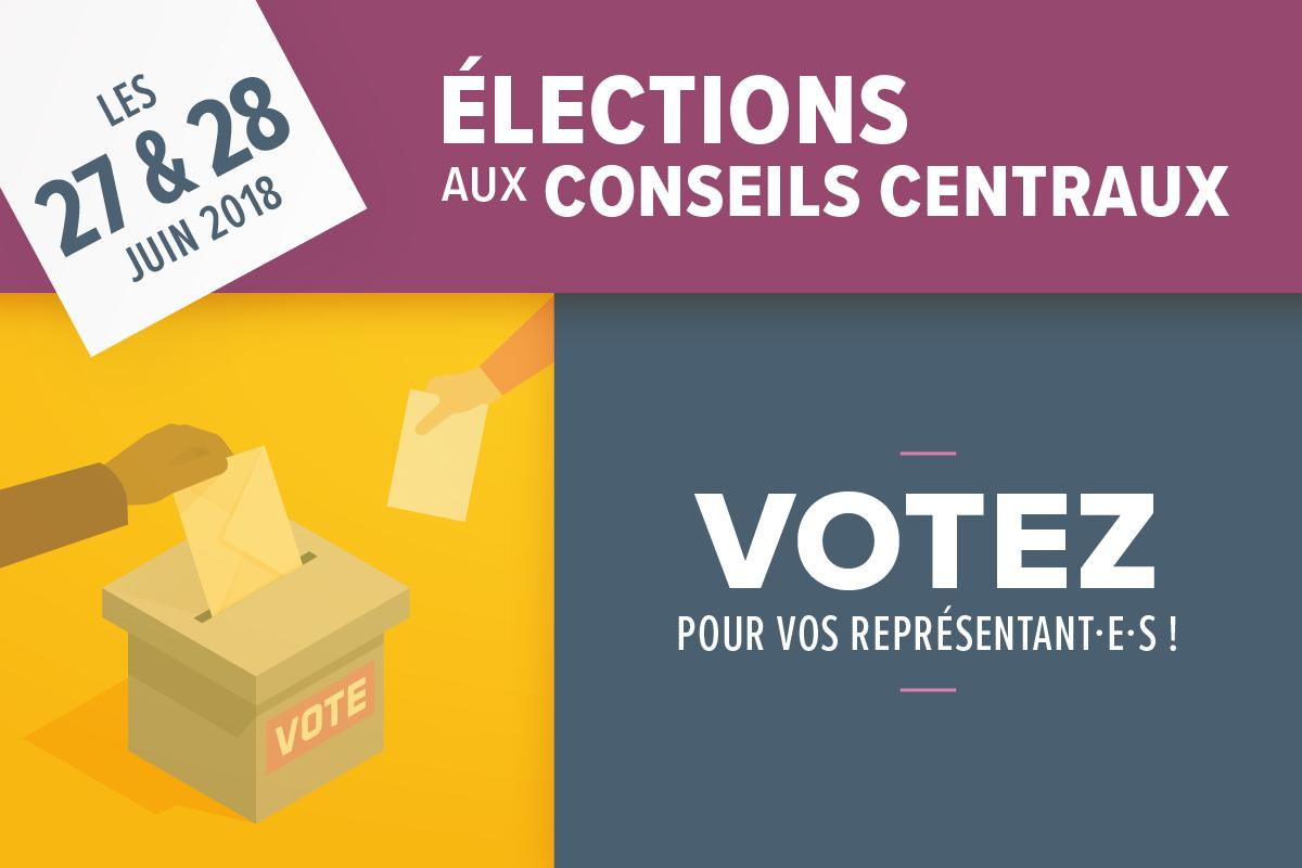 Elections aux conseils centraux 2018 - 1200x800