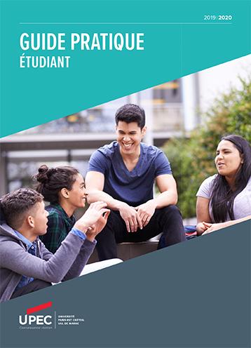 Guide pratique étudiant UPEC