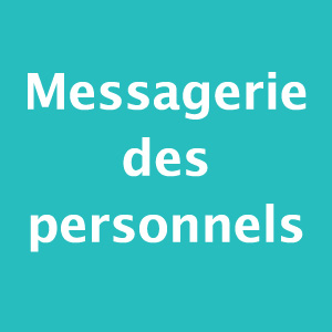 Bouton messagerie personnels