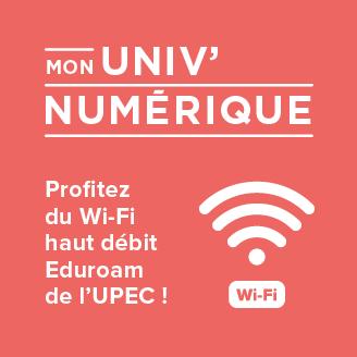 wi-fi étudiant UPEC
