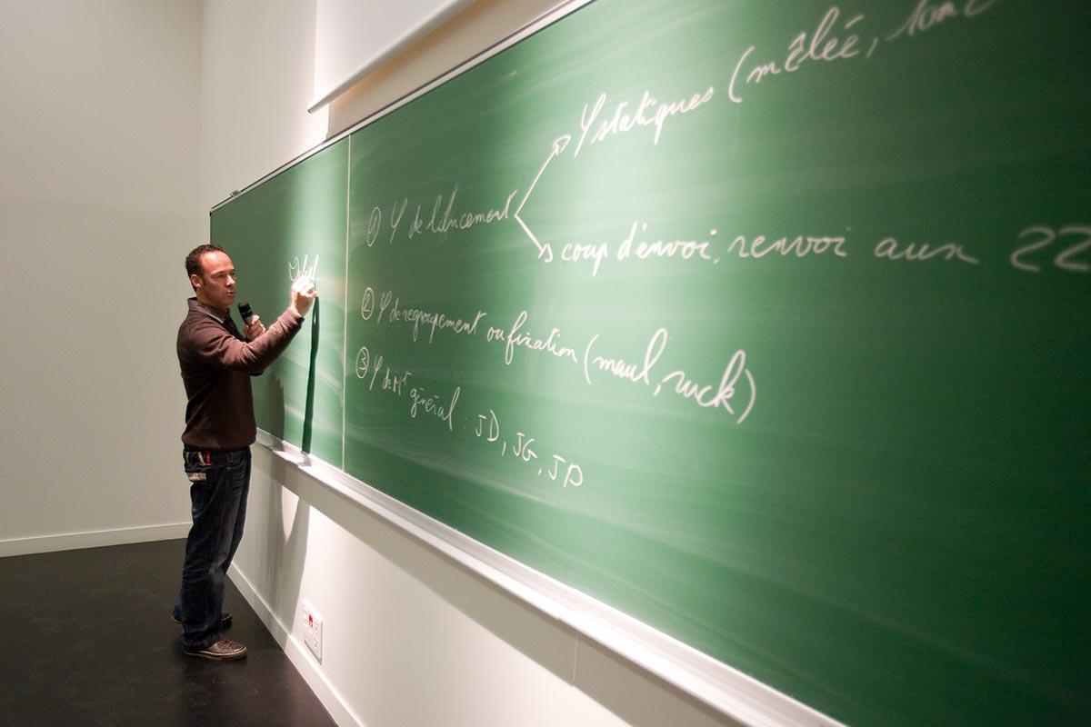 Enseignant-Chercheur