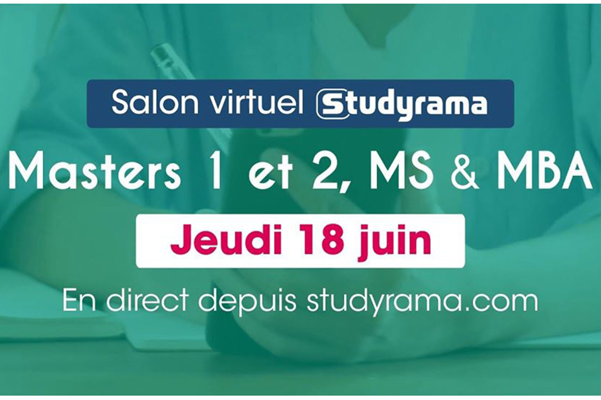 Salon studyrama 2020