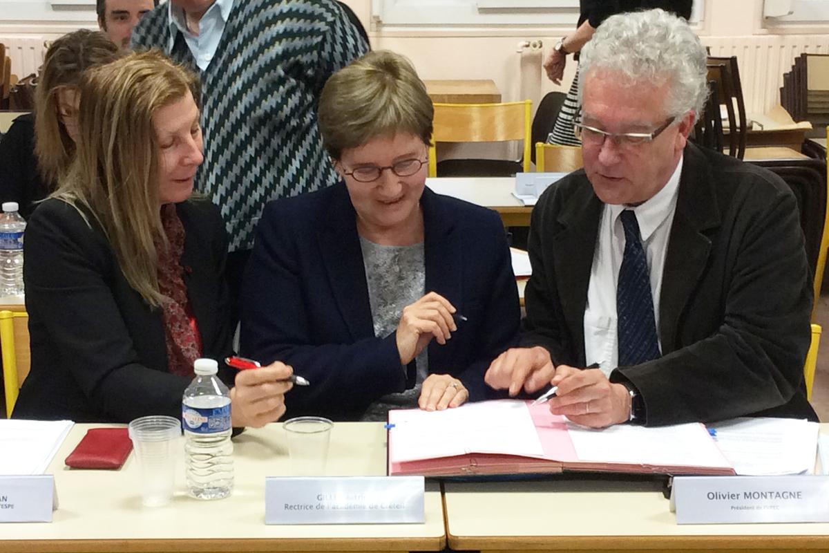 Signature-convention-UPEC-ESPE-Rectorat