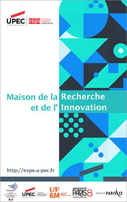 Plaquette : Maison de la Recherche et de l'Innovation (MRI)